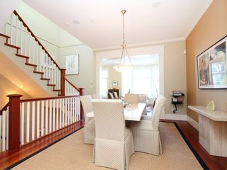 Photo 11: 2580 VINE Street in Vancouver: Kitsilano Townhouse for sale (Vancouver West)  : MLS®# V989268