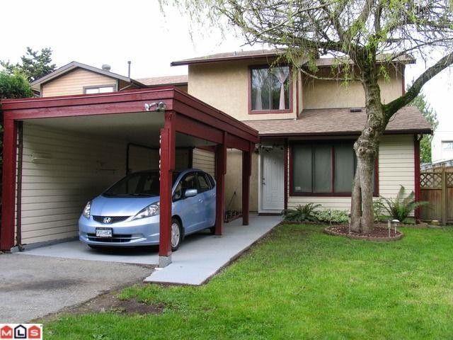 "Main Photo: 6937 134A Street in Surrey: West Newton 1/2 Duplex for sale in ""BENTLEY"" : MLS®# F1210646"