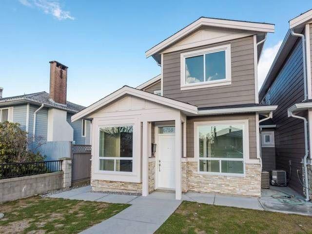 Main Photo: 6758 EMPRESS AVENUE in Burnaby: Upper Deer Lake 1/2 Duplex for sale ()  : MLS®# R2187772