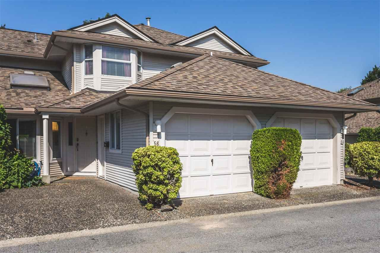 Main Photo: 56 9045 WALNUT GROVE DRIVE in Langley: Walnut Grove Townhouse for sale : MLS®# R2189475