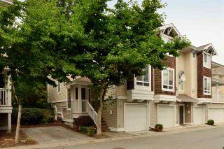 "Photo 1: 63 15030 58 Avenue in Surrey: Sullivan Station Townhouse for sale in ""Summerleaf"" : MLS®# R2202602"