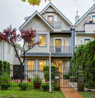 Photo 1: 1538 E 10TH Avenue in Vancouver: Grandview VE 1/2 Duplex for sale (Vancouver East)  : MLS®# V1092394