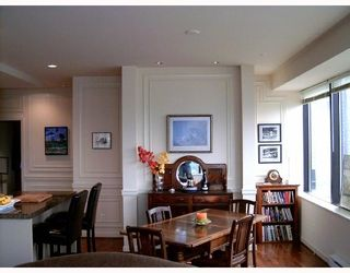 Photo 4: 1102 - 1333 W. Georgia Street in Vancouver: Coal Harbour Condo for sale (Vancouver West)  : MLS®# V668357
