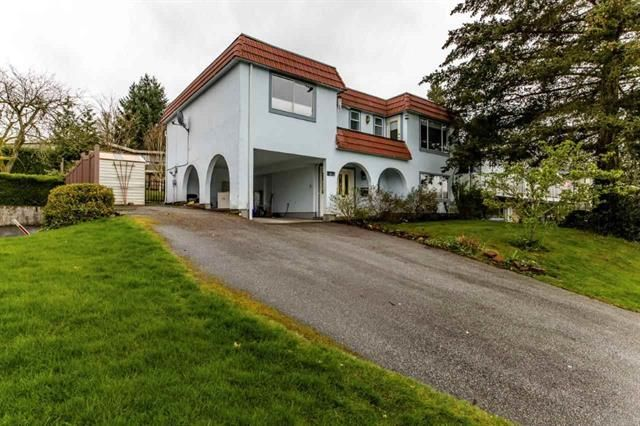 Main Photo: 7952 BURNFIELD Crescent in BURNABY: Burnaby Lake House for sale (Burnaby South)  : MLS®# R2357073