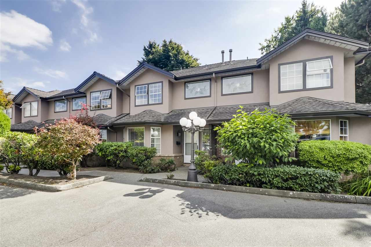 "Main Photo: 10 11500 NO. 1 Road in Richmond: Steveston South Townhouse for sale in ""MAGNOLIA COURT"" : MLS®# R2493915"