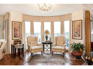 """Photo 4: 1200 5850 BALSAM Street in Vancouver: Kerrisdale Condo for sale in """"Claridge Building"""" (Vancouver West)  : MLS®# V1098054"""