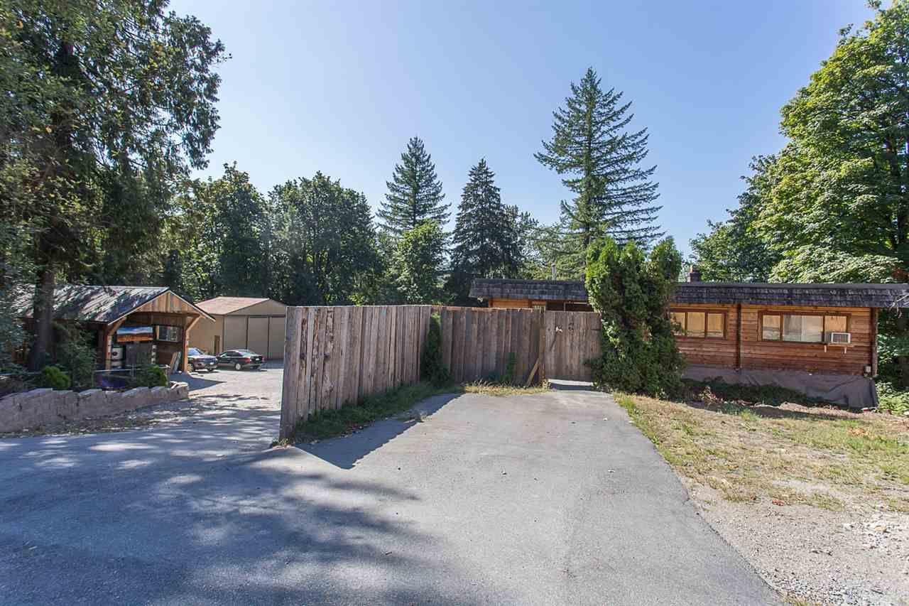 Main Photo: 29666 LOUGHEED HIGHWAY in : Mission-West House for sale : MLS®# R2349848