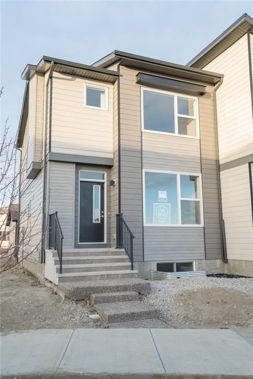 Main Photo: 1341 WALDEN Drive SE in Calgary: Walden Semi Detached for sale : MLS®# C4198713