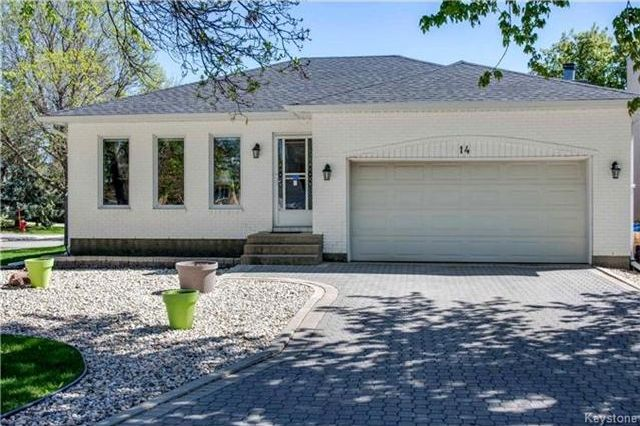 Main Photo: 14 Easy Street in Winnipeg: Normand Park Residential for sale (2C)  : MLS®# 1712647