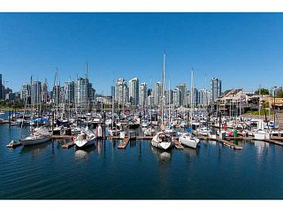 """Photo 20: 808 522 MOBERLY Road in Vancouver: False Creek Condo for sale in """"Discovery Quay"""" (Vancouver West)  : MLS®# V1066729"""
