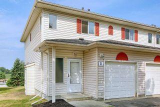 Photo 2: 11 451 HYNDMAN Crescent in Edmonton: Zone 35 Townhouse for sale : MLS®# E4255997
