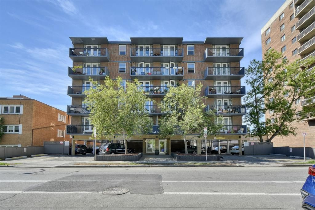 Main Photo: 506 605 14 Avenue SW in Calgary: Beltline Apartment for sale : MLS®# A1118178