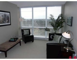 """Photo 2: 1501 13618 100 Street in Surrey: Whalley Condo for sale in """"Infinity I"""" (North Surrey)  : MLS®# F2807184"""