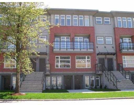 """Main Photo: 103 5632 KINGS Road in Vancouver: University VW Townhouse for sale in """"POLLOCK"""" (Vancouver West)  : MLS®# R2021212"""