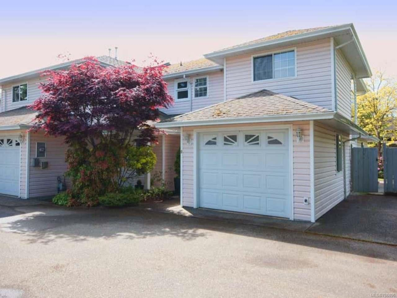 Main Photo: D 249 CORFIELD STREET in PARKSVILLE: PQ Parksville Row/Townhouse for sale (Parksville/Qualicum)  : MLS®# 786896