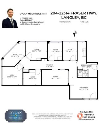 Photo 35: 204 22314 FRASER Highway: Office for lease in Langley: MLS®# C8037458