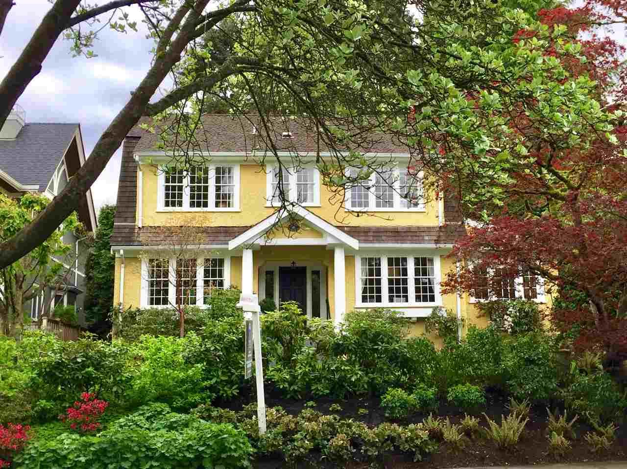 """Main Photo: 5210 MARGUERITE Street in Vancouver: Shaughnessy House for sale in """"Shaughnessy"""" (Vancouver West)  : MLS®# R2161940"""