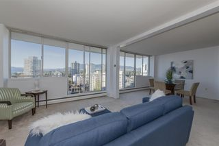 Photo 4: 1604 1850 COMOX STREET in Vancouver: West End VW Condo  (Vancouver West)  : MLS®# R2421108