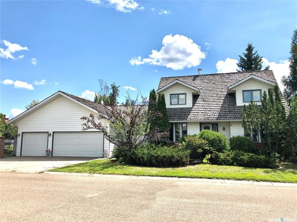 Main Photo: 2532 Cardinal Crescent in North Battleford: Kildeer Park Residential for sale : MLS®# SK818078