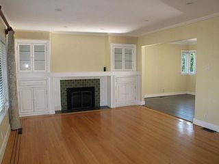 Photo 3: 4466 CHALDECOTT ST in Vancouver: Dunbar House for sale (Vancouver West)  : MLS®# V1022484