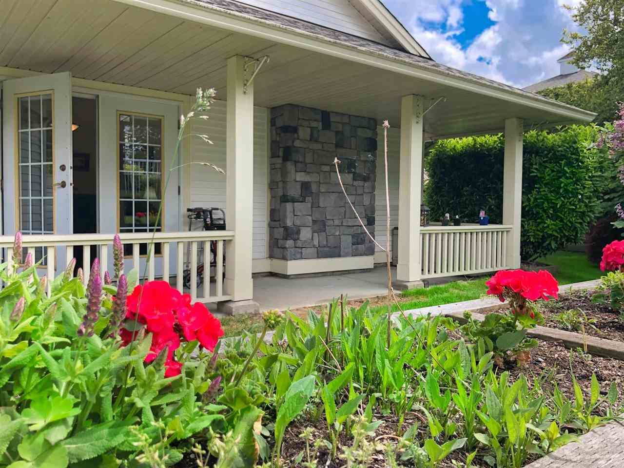 "Main Photo: 67 9208 208 Street in Langley: Walnut Grove 1/2 Duplex for sale in ""CHURCHILL PARK"" : MLS®# R2585608"