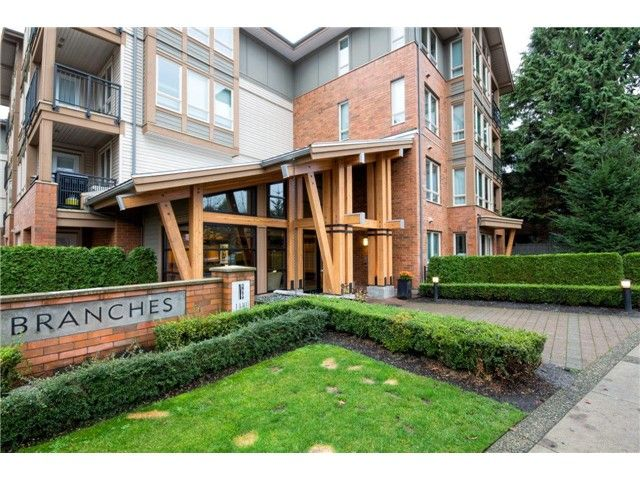 """Main Photo: 412 1111 E 27TH Street in North Vancouver: Lynn Valley Condo for sale in """"BRANCHES"""" : MLS®# V1035642"""