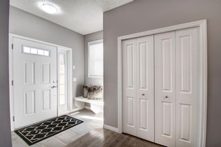 Photo 2: 142 Sagewood Drive SW: Airdrie Semi Detached for sale : MLS®# A1068631