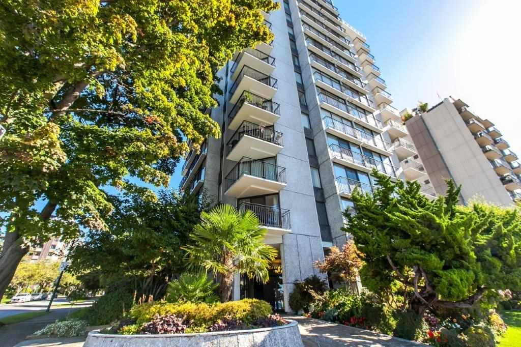 Main Photo: 701 1575 BEACH AVENUE in : West End VW Condo for sale : MLS®# R2345071