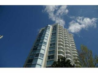 """Photo 1: 1506 739 PRINCESS Street in New Westminster: Uptown NW Condo for sale in """"THE BERKLEY"""" : MLS®# V825590"""