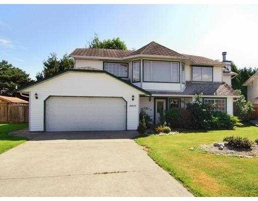 Main Photo: 18870 124TH Avenue in Pitt_Meadows: Central Meadows House for sale (Pitt Meadows)  : MLS®# V675364