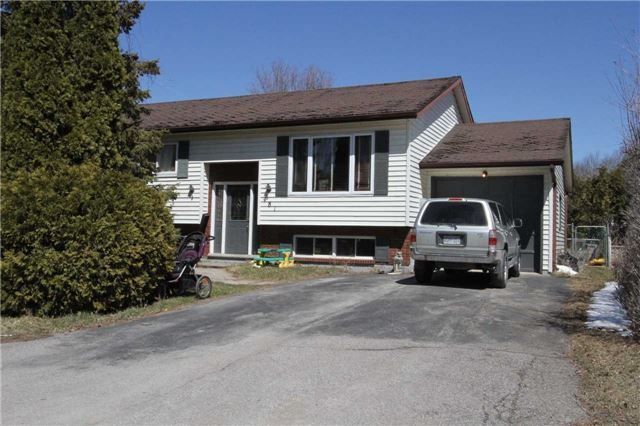 Main Photo: 481 Highland Crescent in Brock: Beaverton House (Bungalow-Raised) for sale : MLS®# N4105386