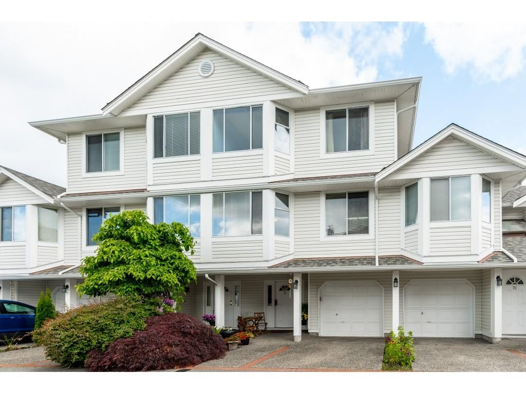 Main Photo: 70 7955 122 STREET in Surrey: West Newton Townhouse for sale : MLS®# R2461758