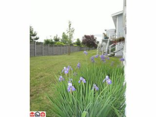 """Photo 10: 257 32691 GARIBALDI Drive in Abbotsford: Abbotsford West Townhouse for sale in """"CARRIAGE LANE"""" : MLS®# F1115723"""