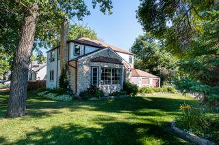 Photo 1: 855 Kildonan Drive in Winnipeg: Fraser's Grove Residential for sale (3C)  : MLS®# 202018504