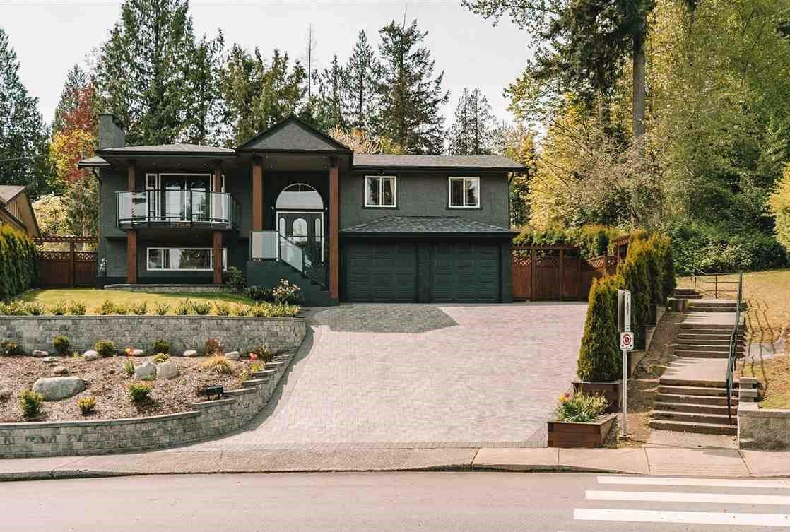 Main Photo: 2796 DAYBREAK Avenue in Coquitlam: Ranch Park House for sale : MLS®# R2573460