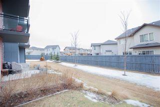 Photo 25: 114 7508 Getty Gate in Edmonton: Zone 58 Condo for sale : MLS®# E4234068
