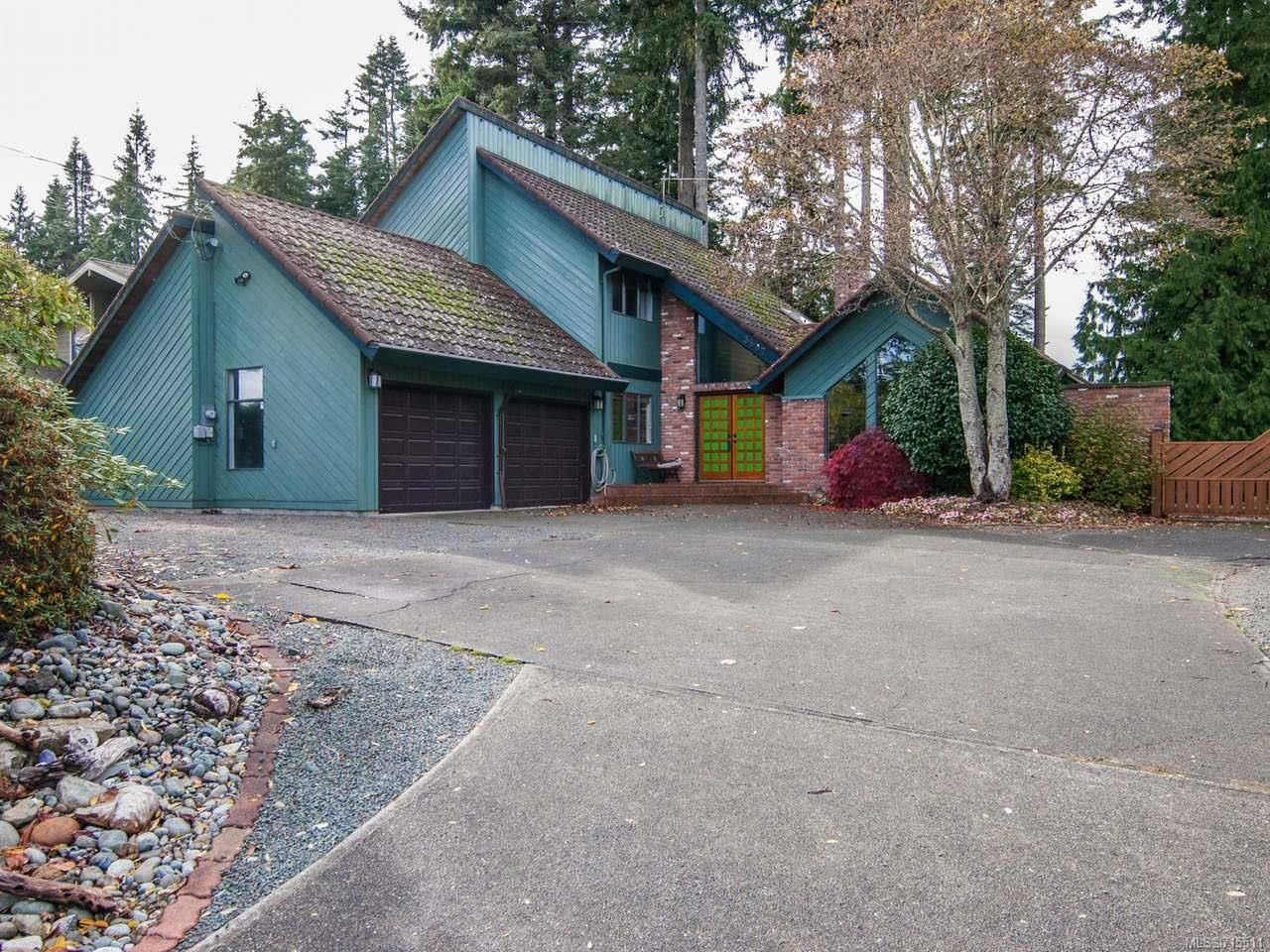 Main Photo: 3837 Mitlenatch Dr in CAMPBELL RIVER: CR Campbell River South House for sale (Campbell River)  : MLS®# 715511