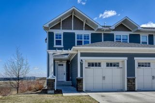 Photo 3: 2206 881 Sage Valley Boulevard NW in Calgary: Sage Hill Row/Townhouse for sale : MLS®# A1107125