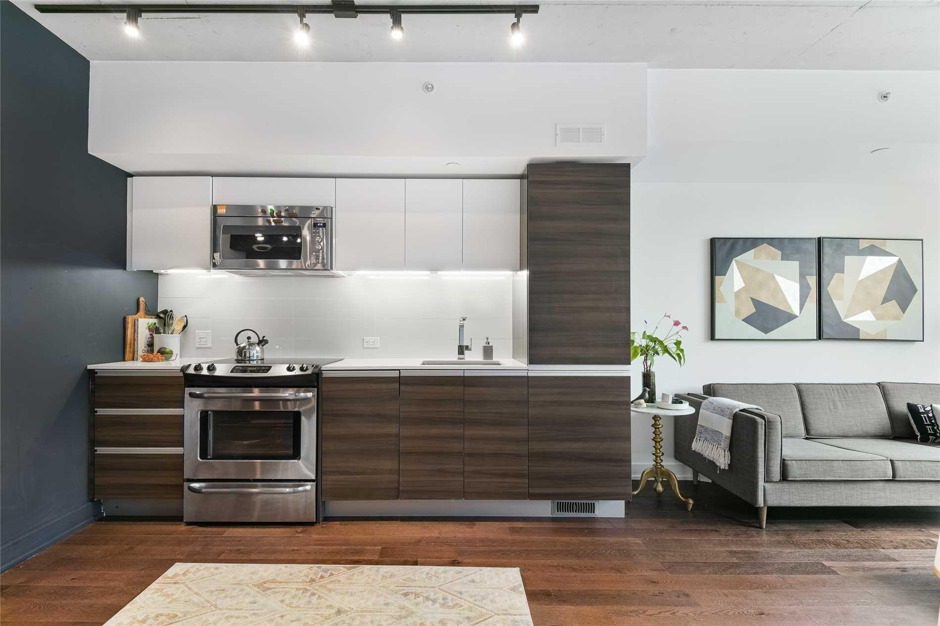 Photo 1: Photos: 910 1190 E Dundas Street in Toronto: South Riverdale Condo for sale (Toronto E01)  : MLS®# E4496416