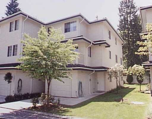 Main Photo: 167 1386 LINCOLN DR in Port_Coquitlam: Oxford Heights Townhouse for sale (Port Coquitlam)  : MLS®# V208033