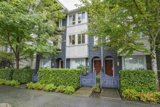 """Photo 1: 15 2418 AVON Place in Port Coquitlam: Riverwood Townhouse for sale in """"LINKS BY MOSAIC"""" : MLS®# R2305870"""