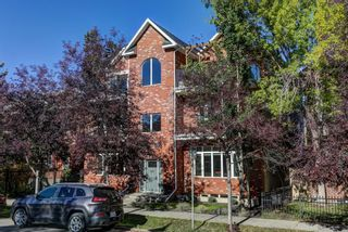 Main Photo: 101 814 Memorial Drive NW in Calgary: Sunnyside Row/Townhouse for sale : MLS®# A1147047
