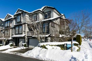 """Photo 1: 52 18828 69 Avenue in Surrey: Clayton Townhouse for sale in """"Starpoint"""" (Cloverdale)  : MLS®# R2340576"""