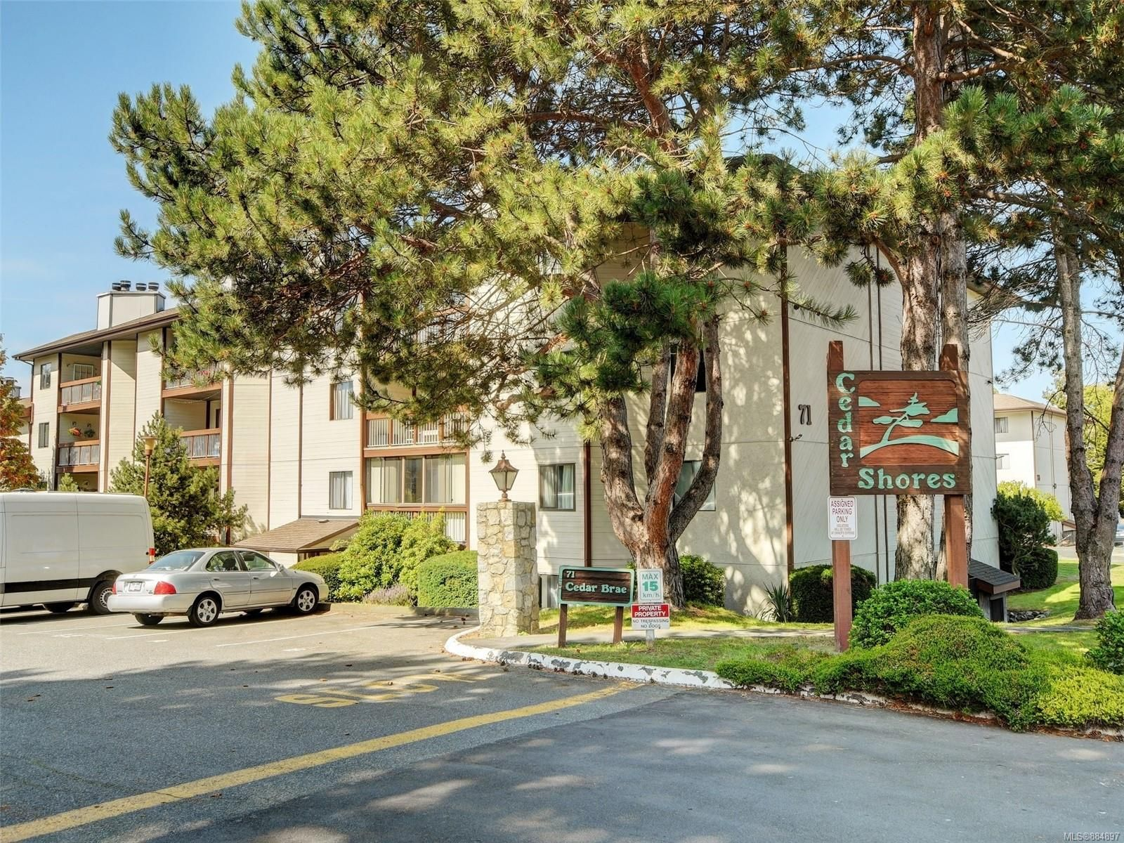 Main Photo: 101 71 W Gorge Rd in : SW Gorge Condo for sale (Saanich West)  : MLS®# 884897