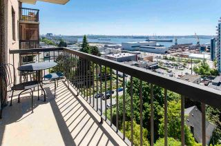 """Photo 10: 1001 145 ST. GEORGES Avenue in North Vancouver: Lower Lonsdale Condo for sale in """"Talisman Tower"""" : MLS®# R2585607"""