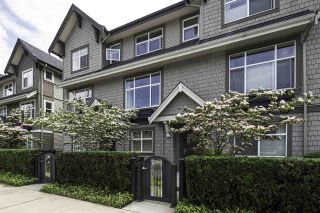 """Photo 1: 718 ORWELL Street in North Vancouver: Lynnmour Townhouse for sale in """"Wedgewood by Polygon"""" : MLS®# R2076564"""