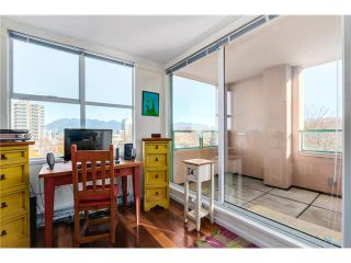"""Photo 11: 709 518 W 14TH Avenue in Vancouver: Fairview VW Condo for sale in """"Pacifica at Cambie Village"""" (Vancouver West)  : MLS®# V1101373"""