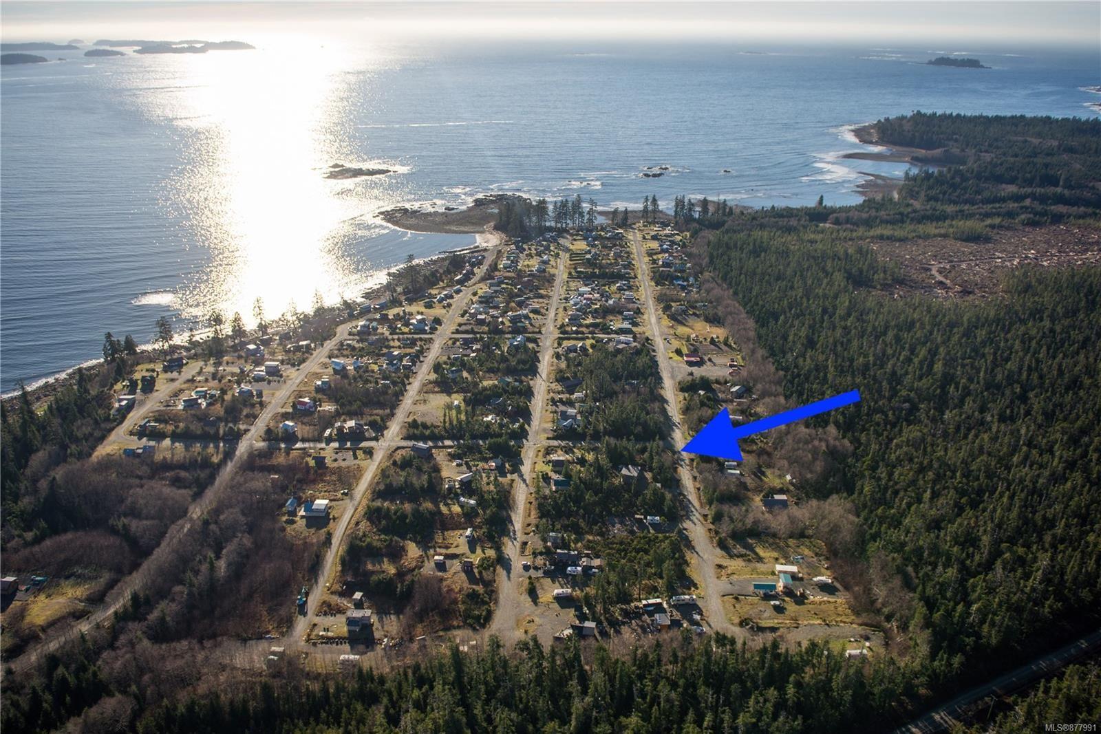 Main Photo: 1154 7th Ave in : PA Salmon Beach Land for sale (Port Alberni)  : MLS®# 877991