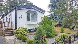 Photo 1: 1 1498 Admirals Rd in : VR Glentana Manufactured Home for sale (View Royal)  : MLS®# 884257
