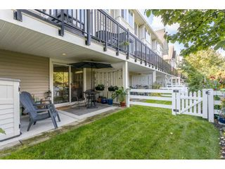 Photo 38: 75 2418 AVON PLACE in Port Coquitlam: Riverwood Townhouse for sale : MLS®# R2494053